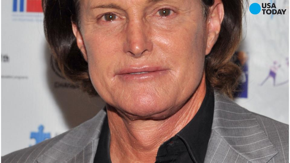 Bruce Jenner first photo as a woman