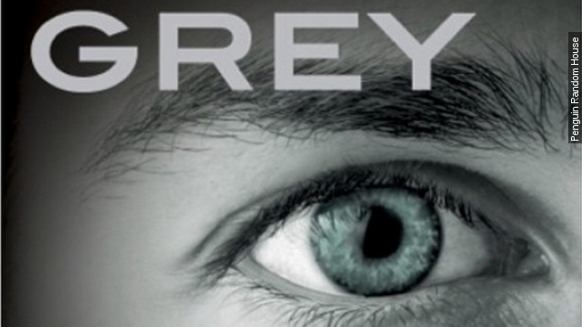 New 'Fifty Shades of Grey' book inspired by green