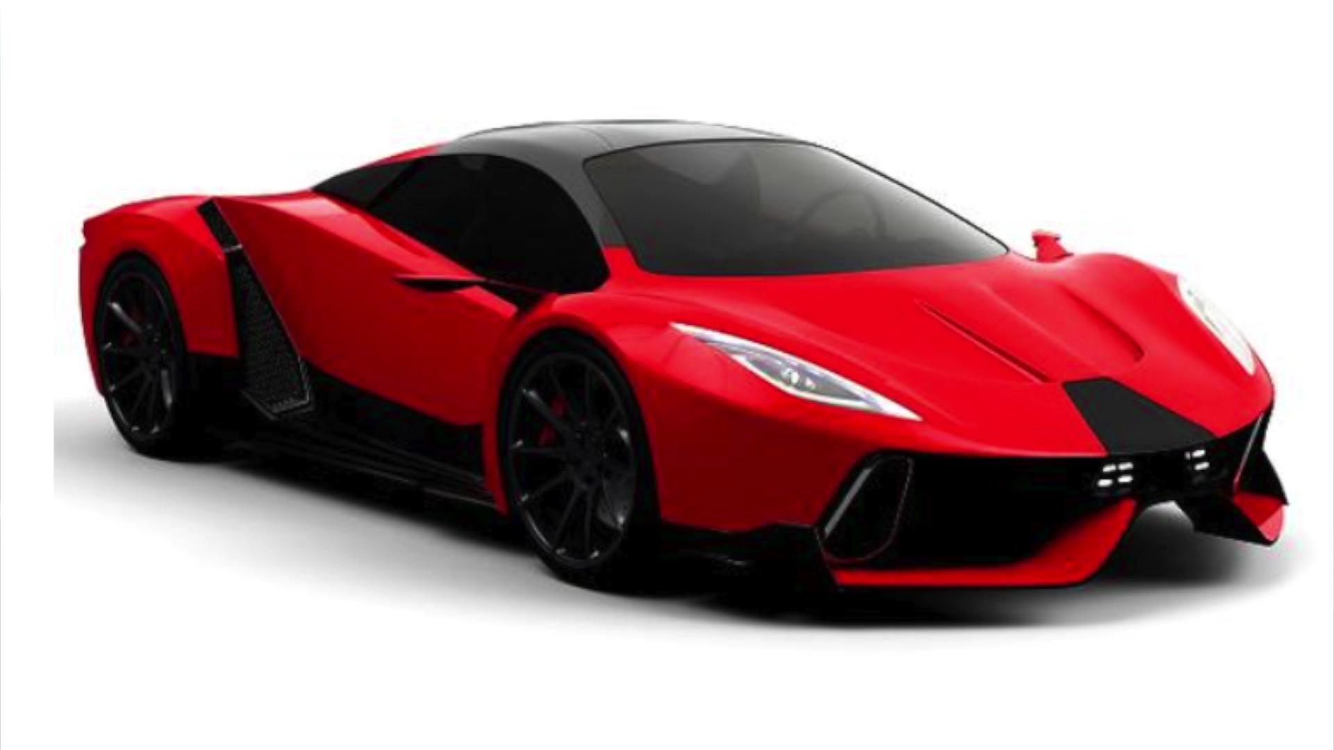 American start-up promises 1700-hp hybrid supercar