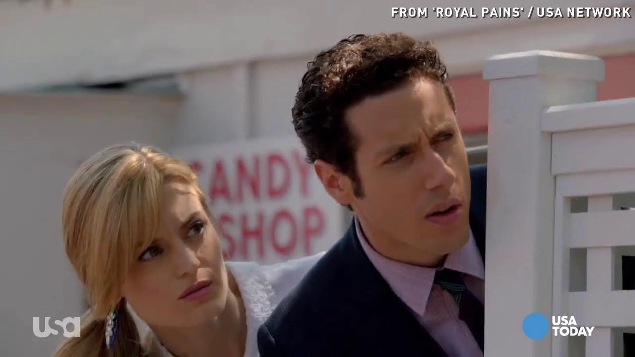 Critic's Corner: 'Royal Pains' last of its kind