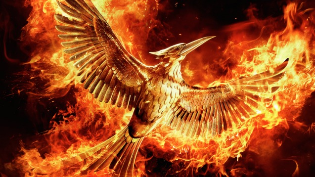 First 'Mockingjay - part 2' poster hints at more action