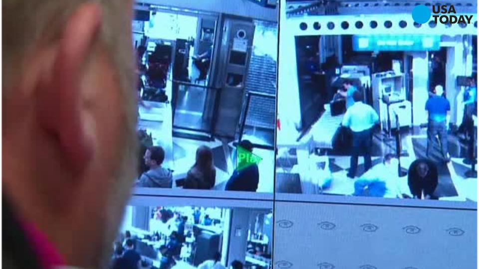 TSA failed to detect 'fake' weapons, explosives