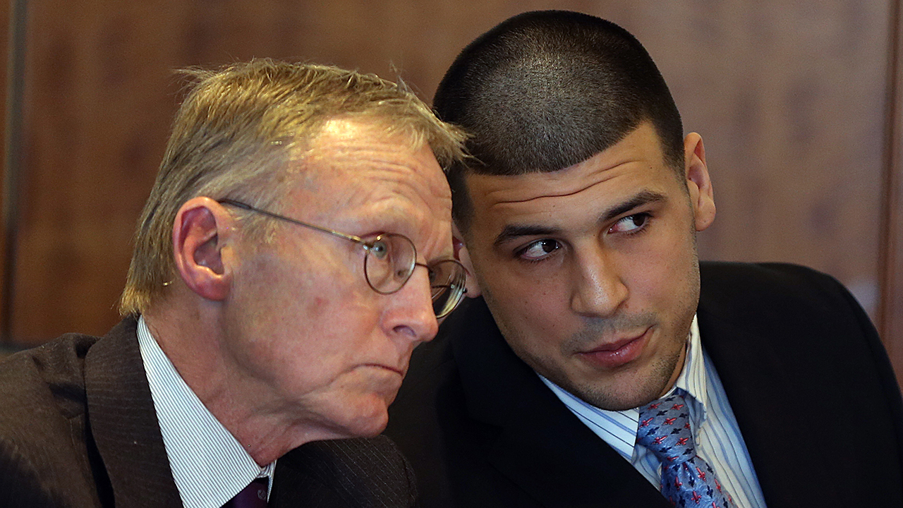 Aaron Hernandez's lawyers request jury probe