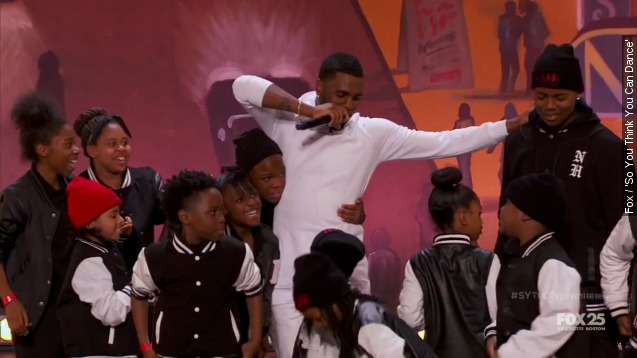 'SYTYCD:' Jason Derulo gives young dancers big surprise