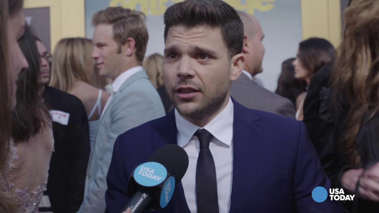 Jerry Ferrara: 'Entourage' premiere 'feels like Vincent Chase movie'