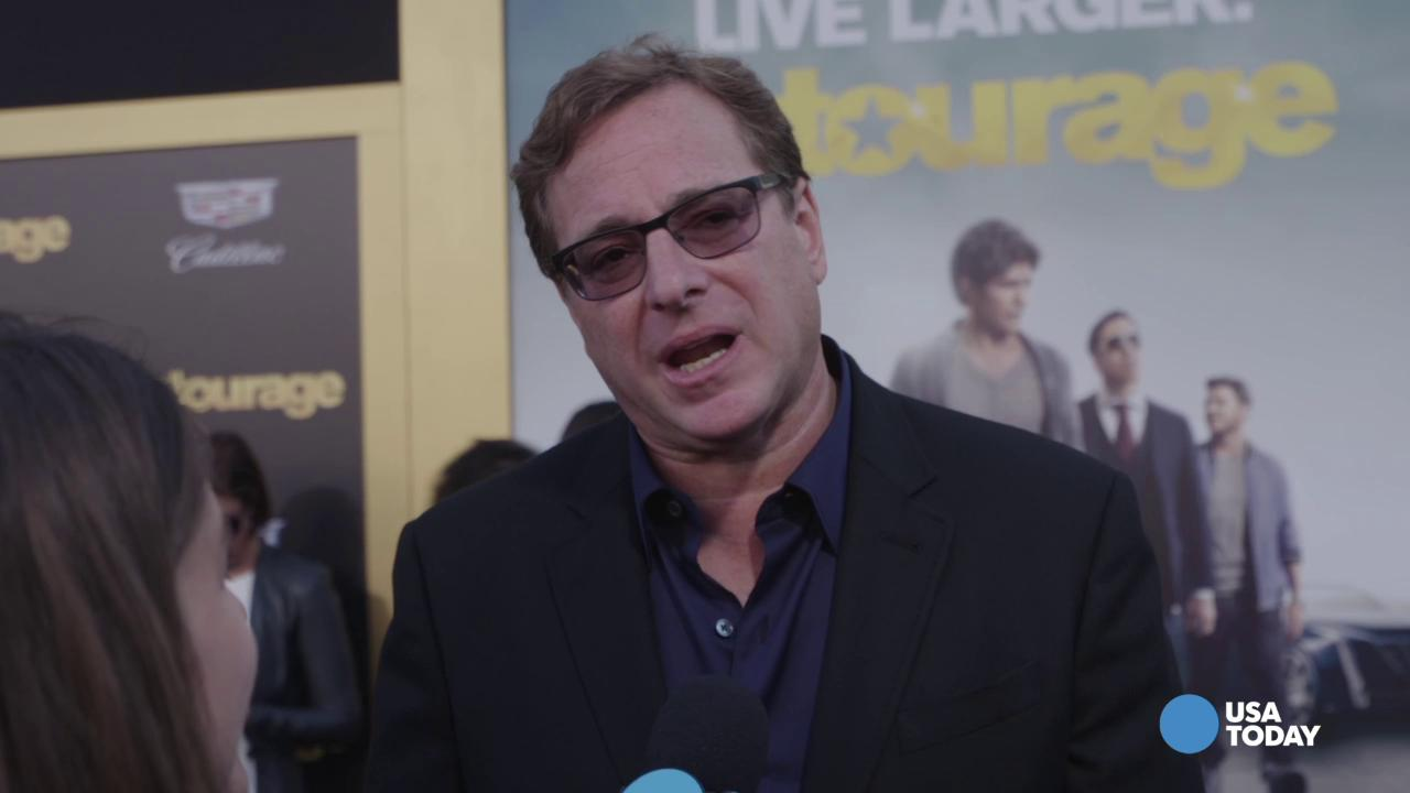 Bob Saget talks Olsen-less 'Fuller House'
