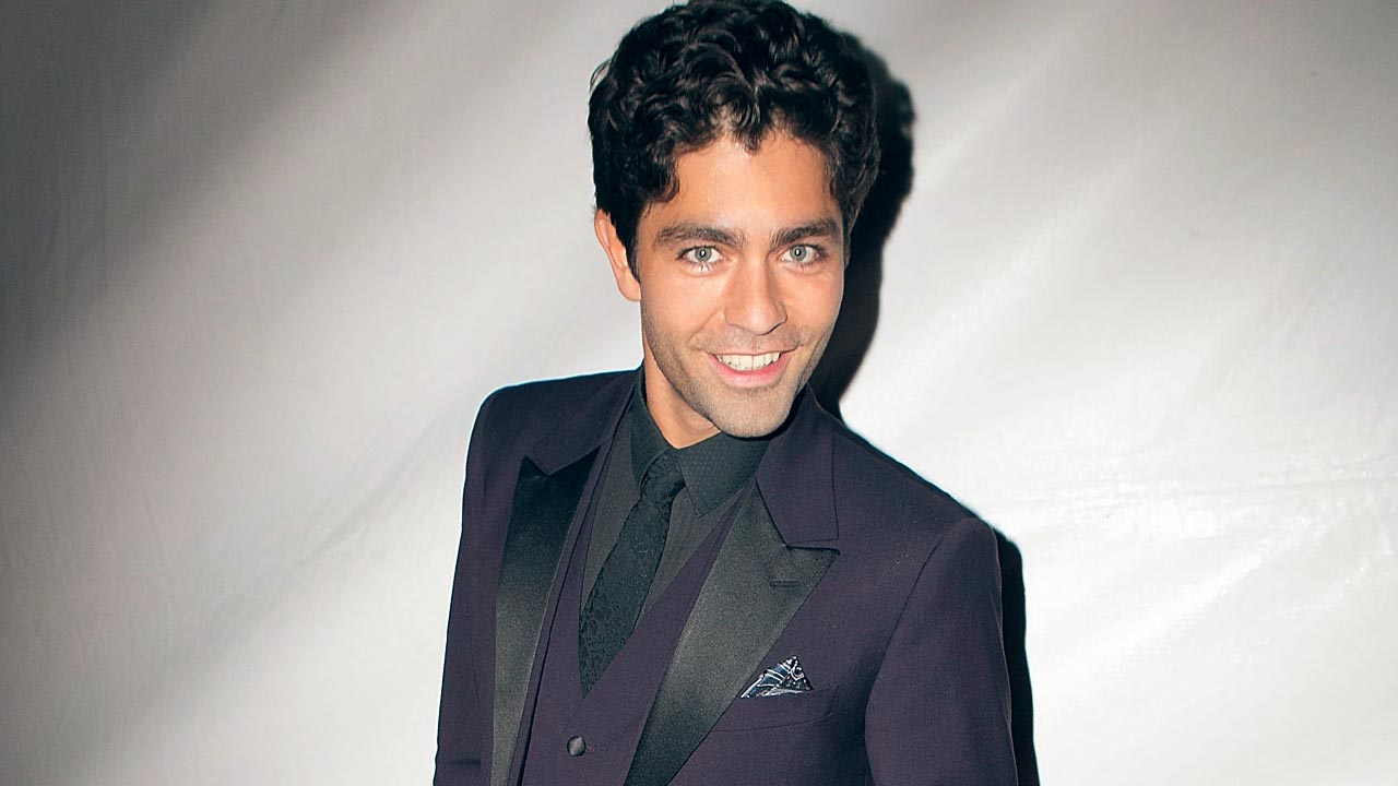 What was Adrian Grenier's worst job ever