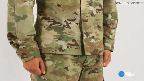 First look at Army's new camouflage uniforms