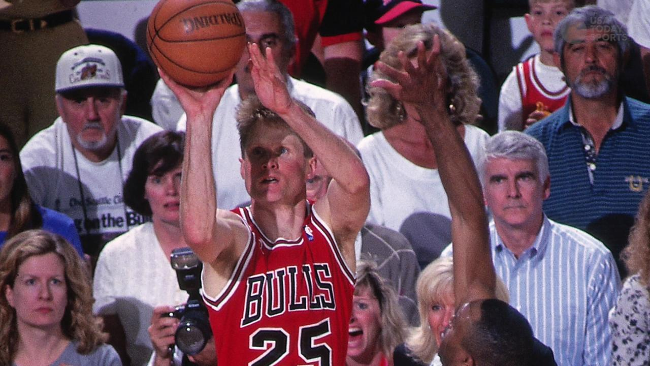 FTW: Crazy facts about Steve Kerr, David Blatt