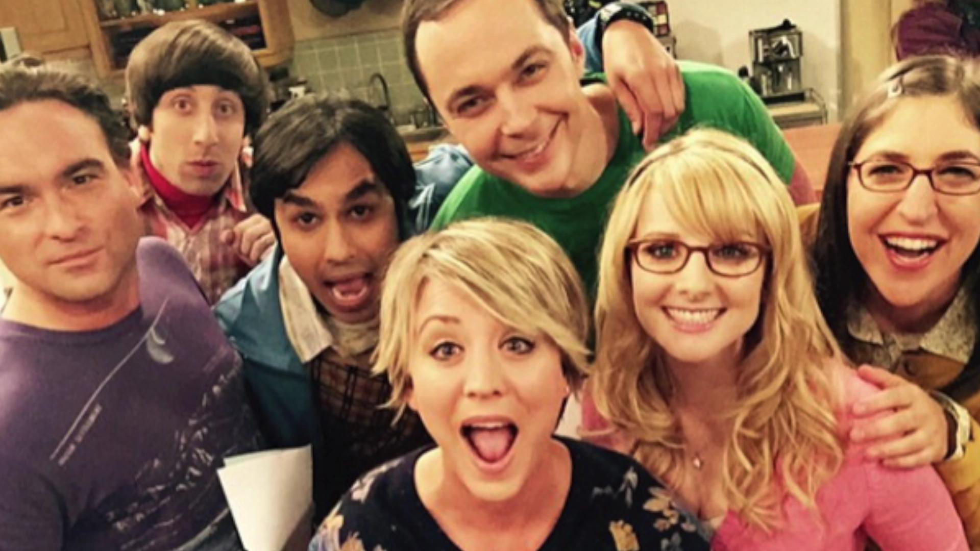 'Big Bang Theory' cast and creators start scholarship fund