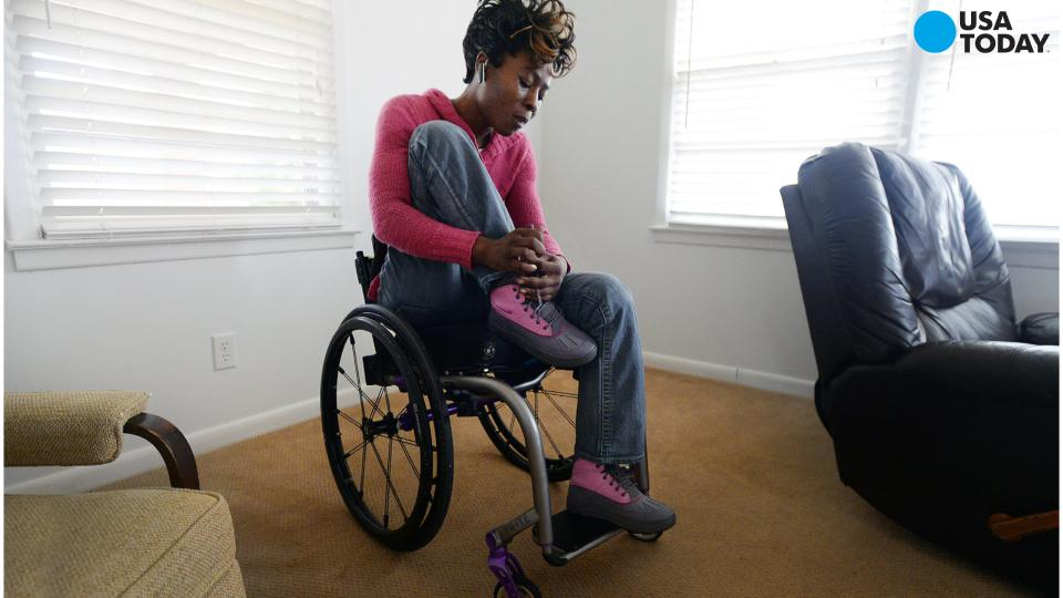 Americans With Disabilities 'striving to Work'