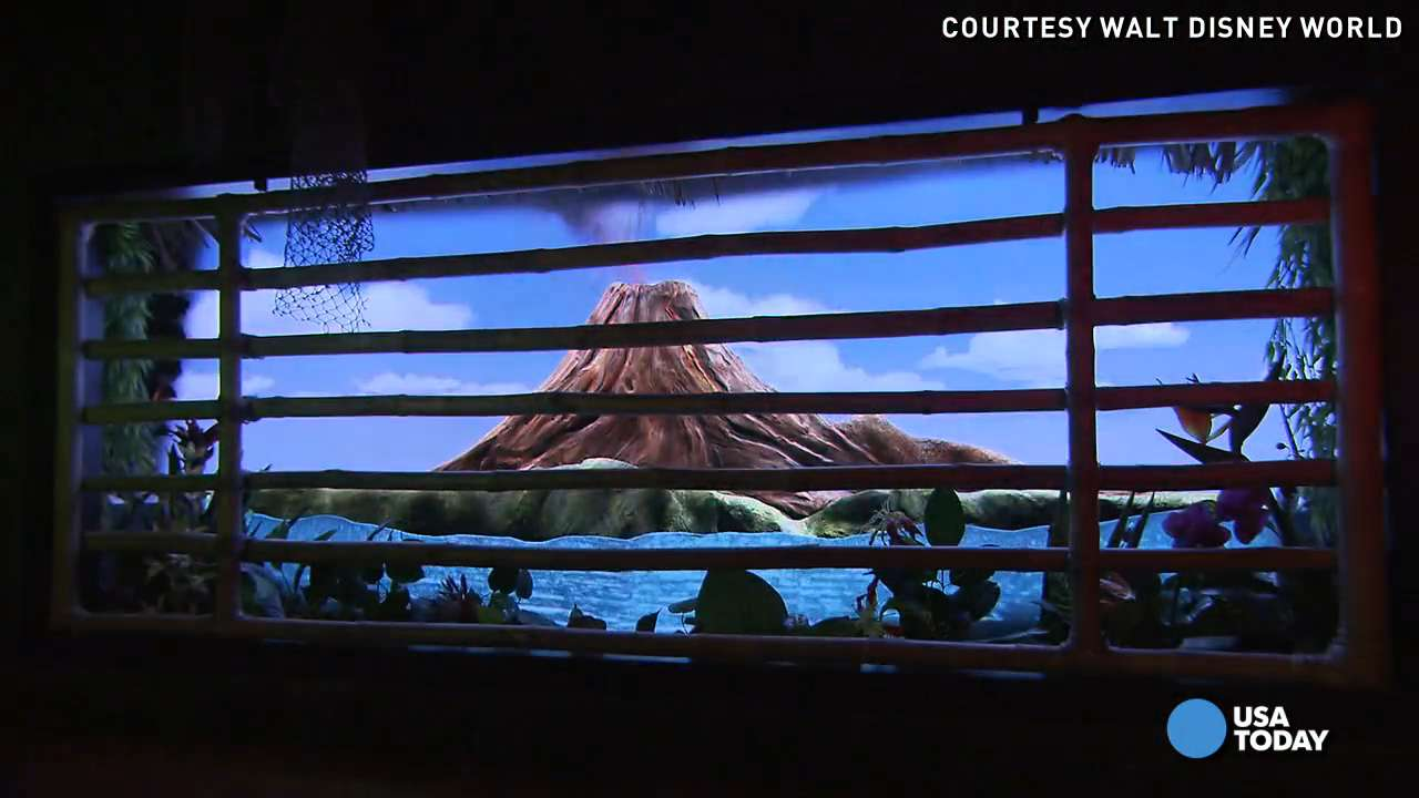 Disney tiki bar brings the taste of the islands to you