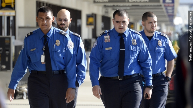 Report shows frequent TSA failures