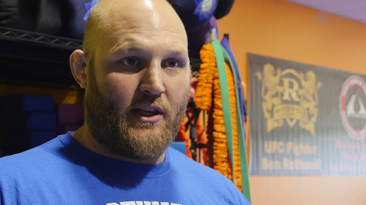 Ben Rothwell explains how Rothwell MMA came to be