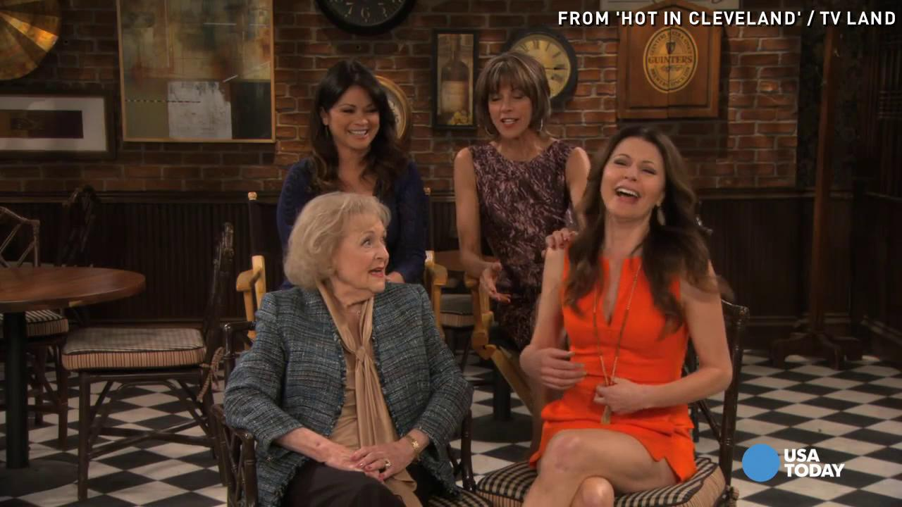 Critic's Corner: TV Land sanitized 'Hot in Cleveland'