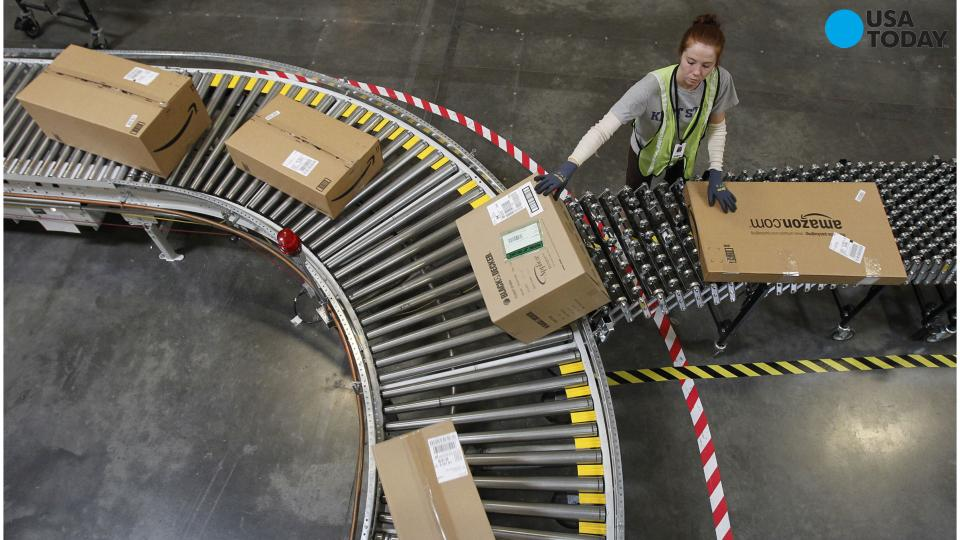 Amazon launches free shipping on small items