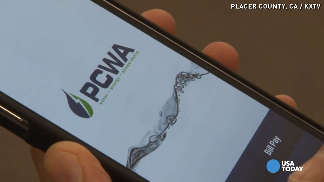 Drought app lets you tattletale on water wasters