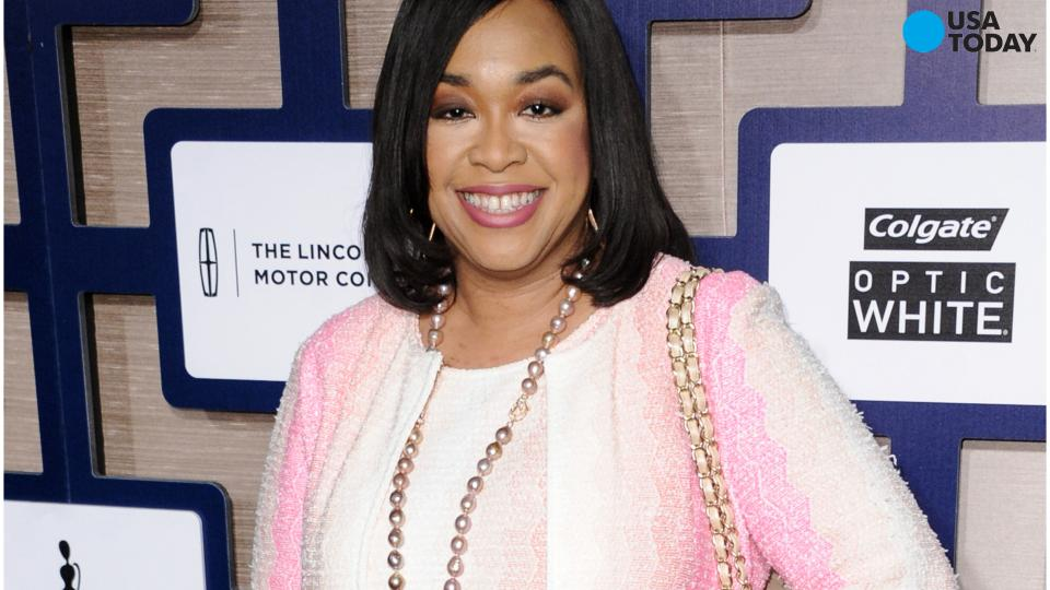 Shonda Rhimes is saying yes to the idea of writing a book.