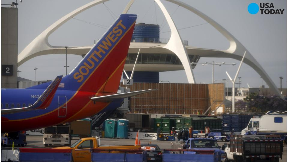 Southwest fares drop below $100 round trip