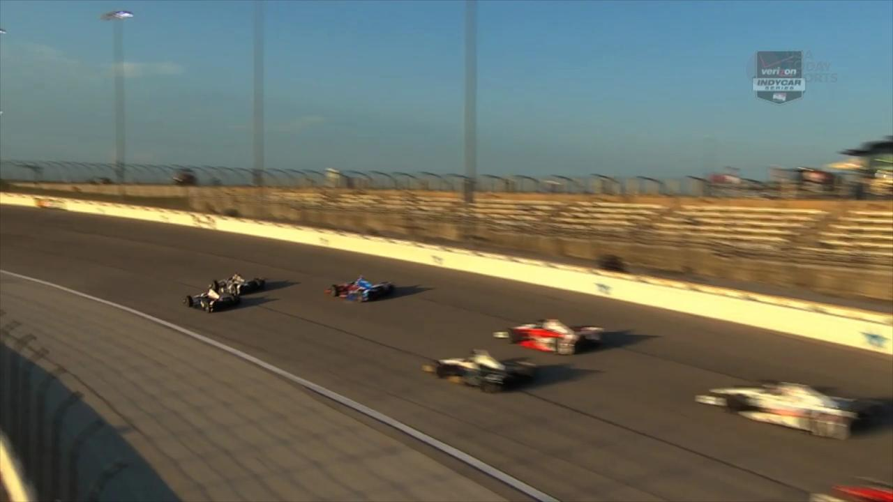 5 drivers to watch in the IndyCar Firestone 600