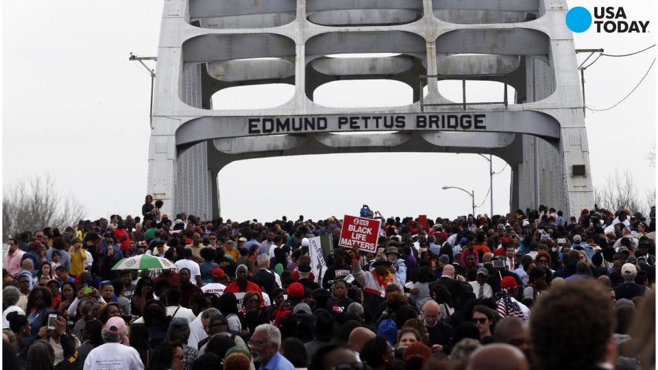 Alabama considers renaming Selma's historic civil rights bridge