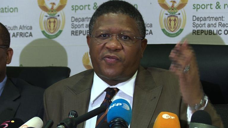 South Africa denies bribing FIFA for 2010 World Cup