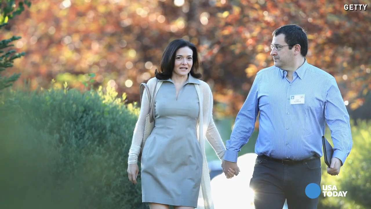 Sheryl Sandberg 'returning to life' after husband's death