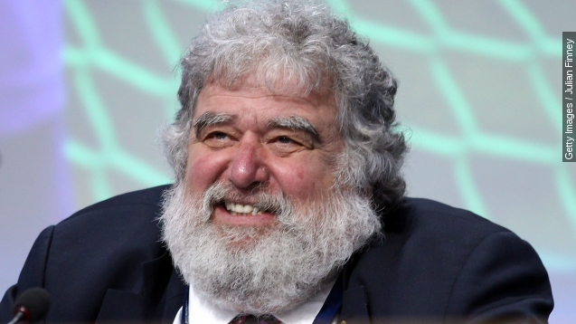 Chuck Blazer admits taking bribes for the 2010 FIFA World Cup