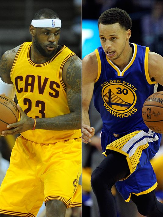 It's easy to understand the popularity of LeBron James and Stephen Curry