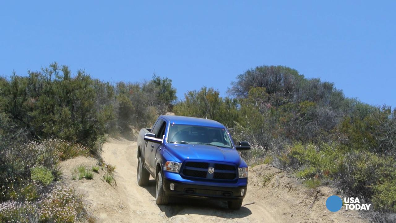 Dodge dodge 1500 off road : Off-Roading in a Ram 1500 Outdoorsman
