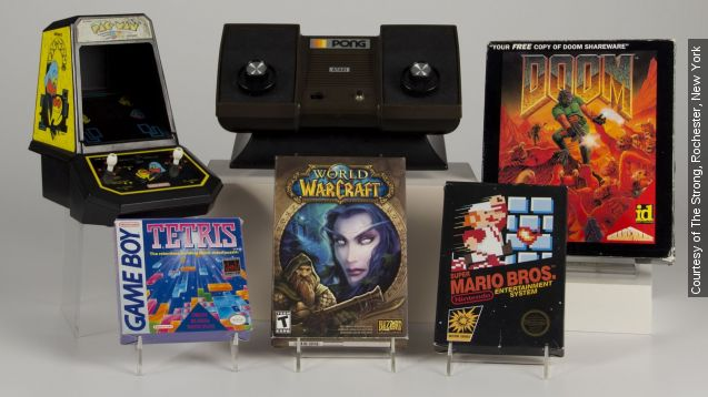 The Strong National Museum of Play inducted six games into the World Video Game Hall of Fame, but there were plenty of classics that were left out. Video provided by Newsy