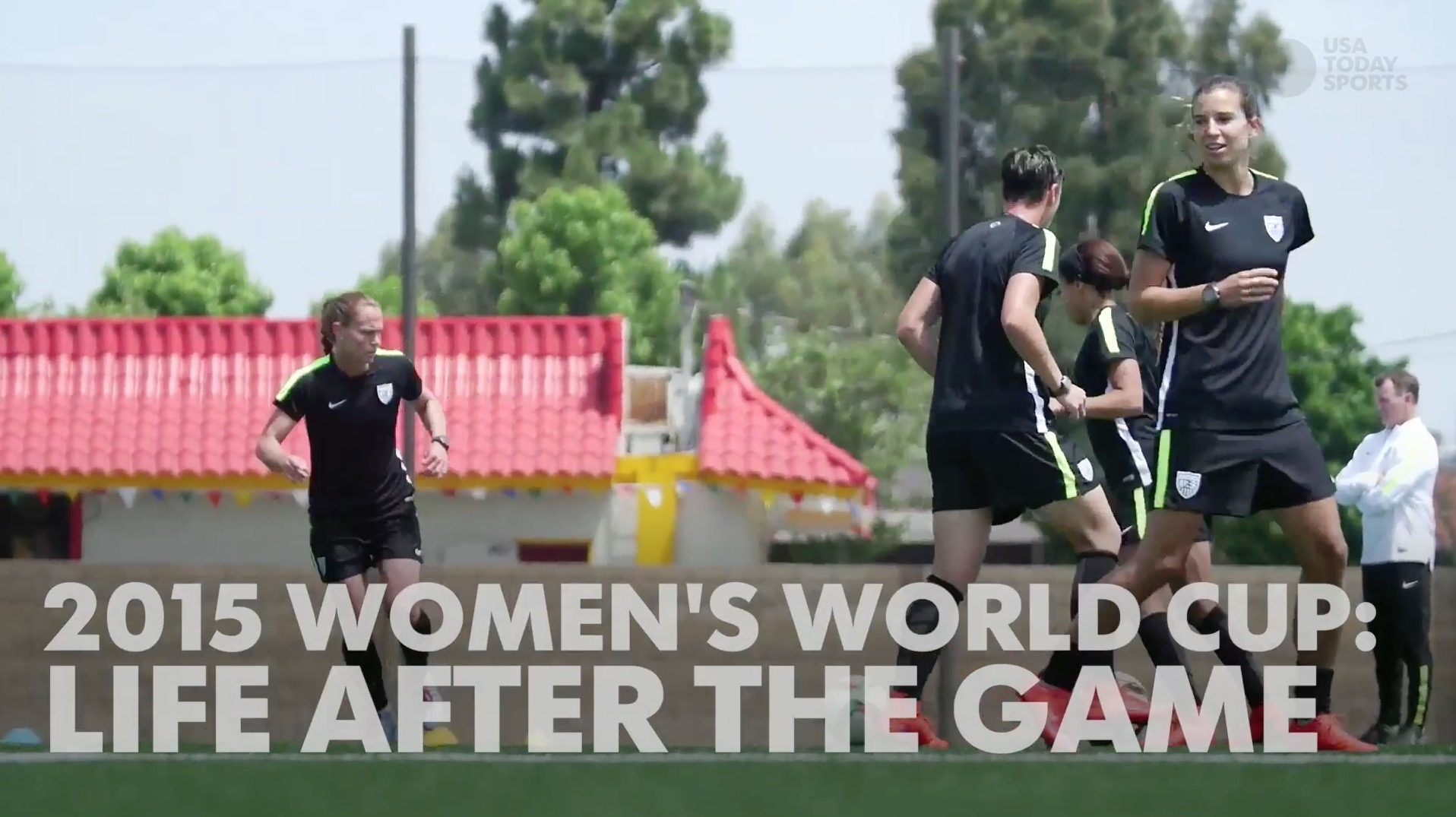 Life after the game: U.S. women's soccer