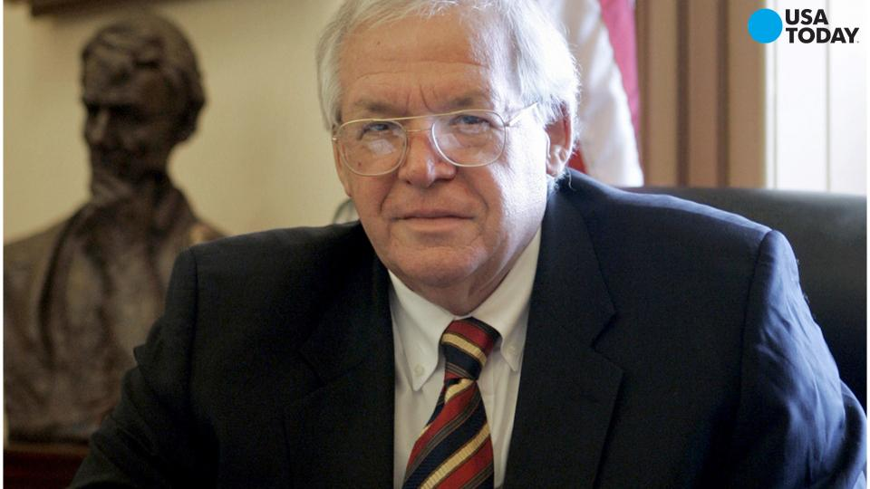 Sister names alleged Dennis Hastert abuse victim