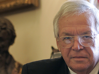 Woman says Hastert sexually abused her brother