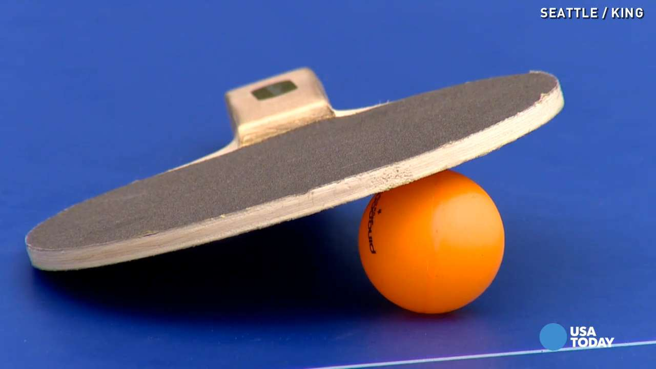 Game on! Parks use ping pong to fight crime