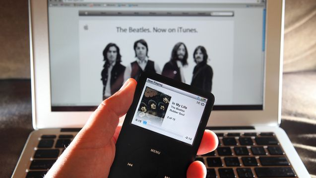 Everyone wants Apple to save the music industry