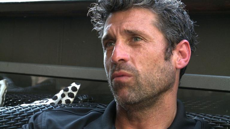 An interview with Patrick Dempsey