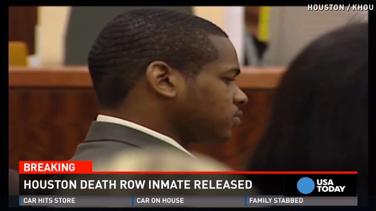Death row inmate convicted of killing cop to be 'set free'