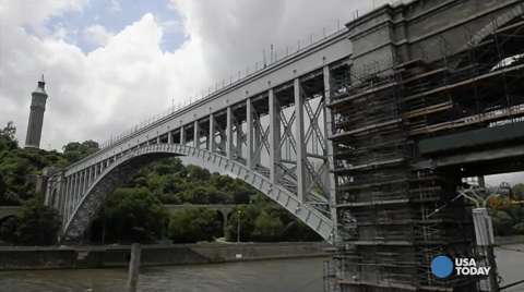 NY's High Bridge opens after 40 years