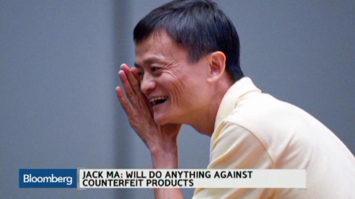 Jack Ma's Grand Ambitions for Alibaba