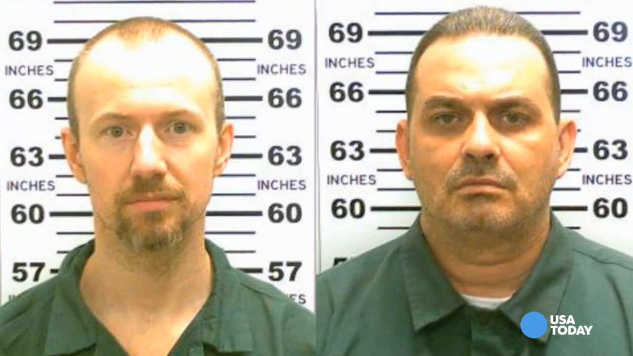 Reports: Prison seamstress linked to escaped killers