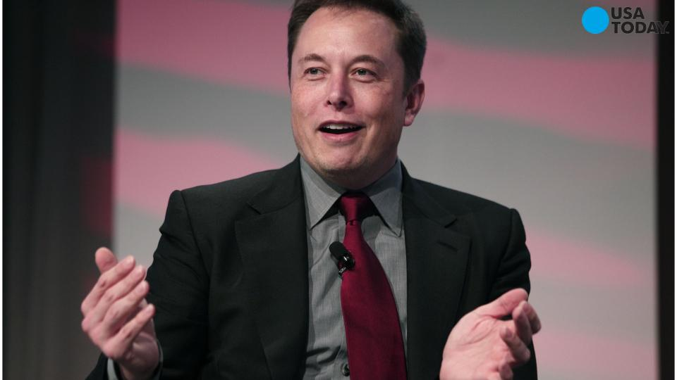 Elon Musk plans to provide internet from space