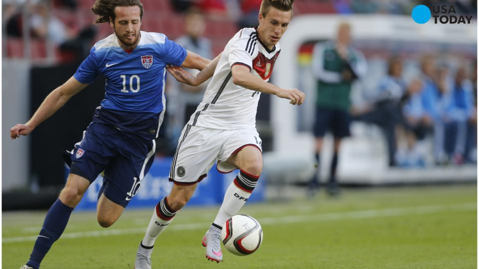 U.S. men's soccer win at Germany for first time
