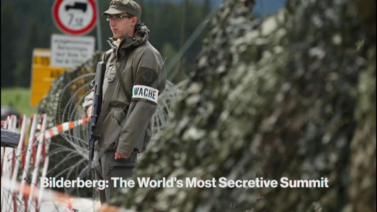 Who is invited to the secret Bilderberg Summit