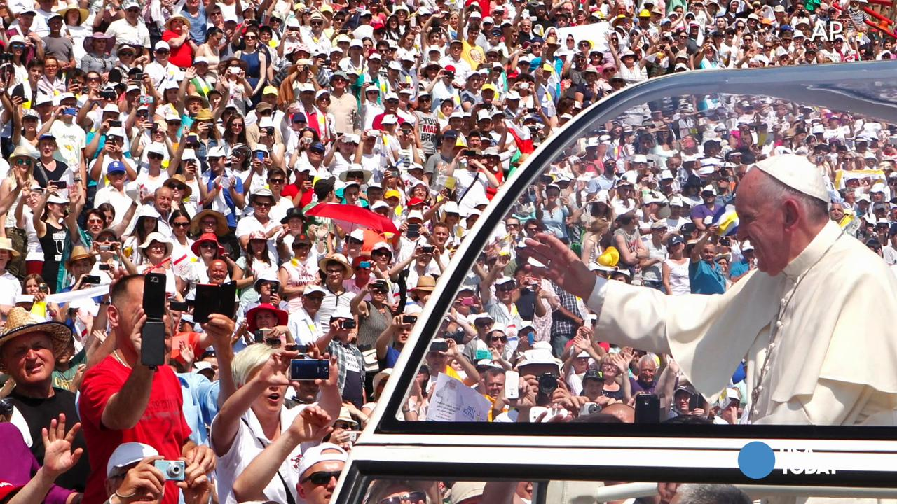 Pope climate encyclical has scientists hopeful