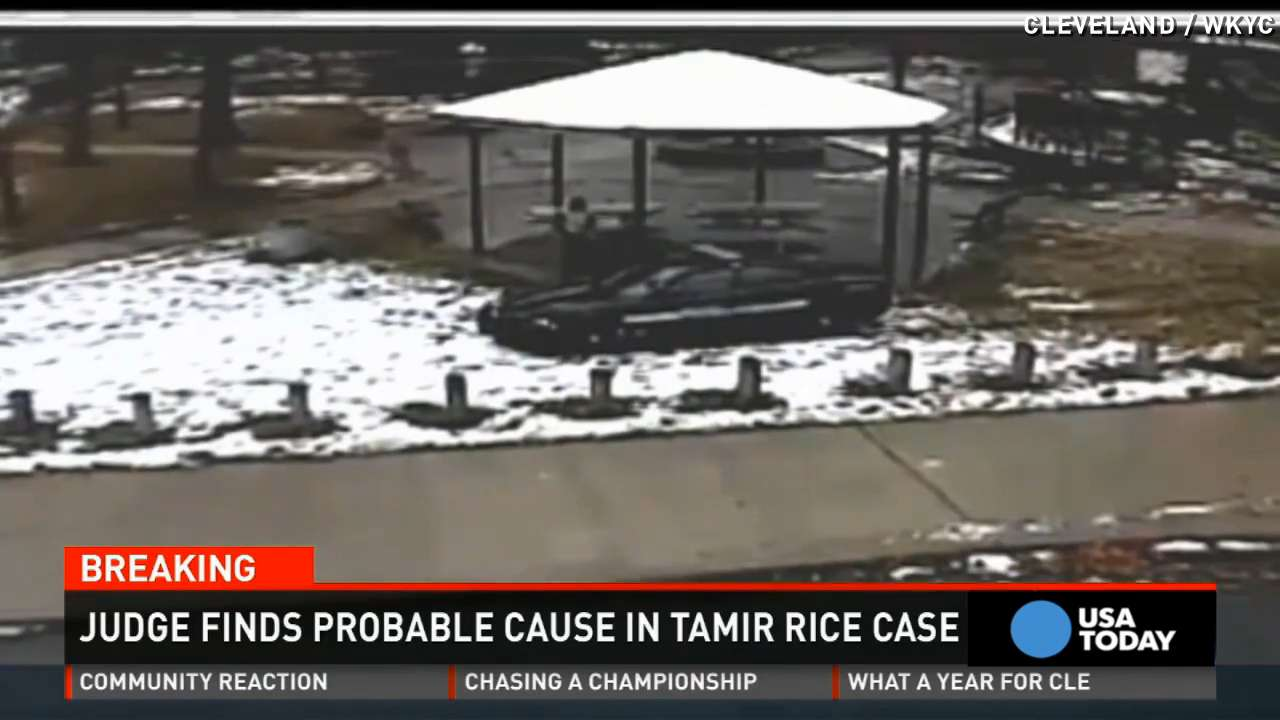 Judge finds 'probable cause' for charges in Tamir Rice shooting