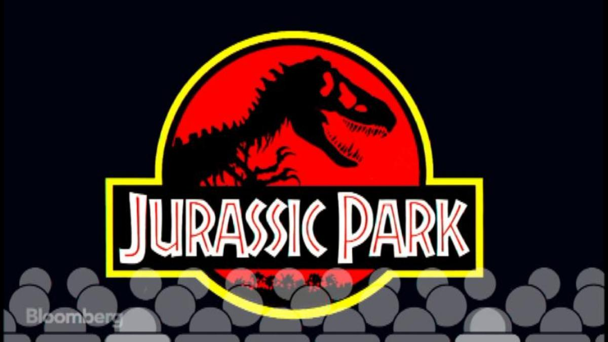 'Jurassic World': The franchise by the numbers