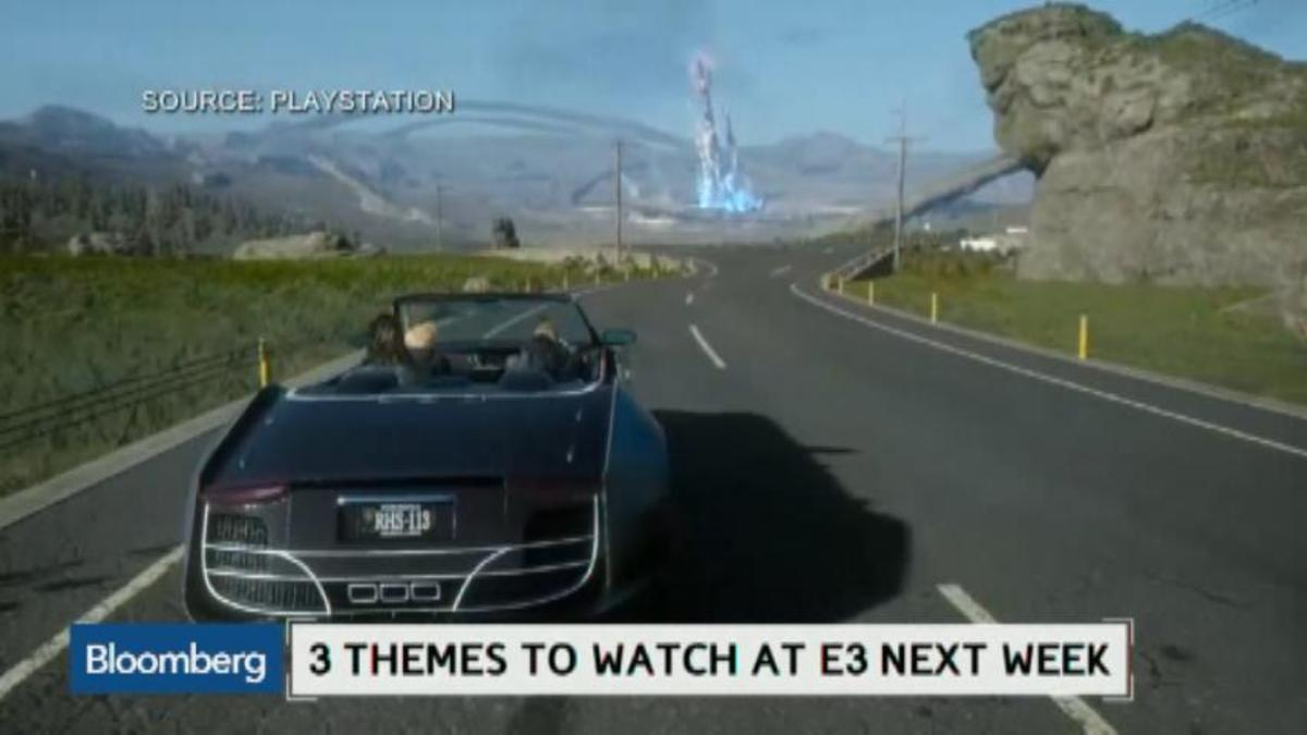 "June 12 -- Electronic Arts founder Trip Hawkins previews E3 2015. He speaks with Bloomberg's Emily Chang on ""Bloomberg West."""