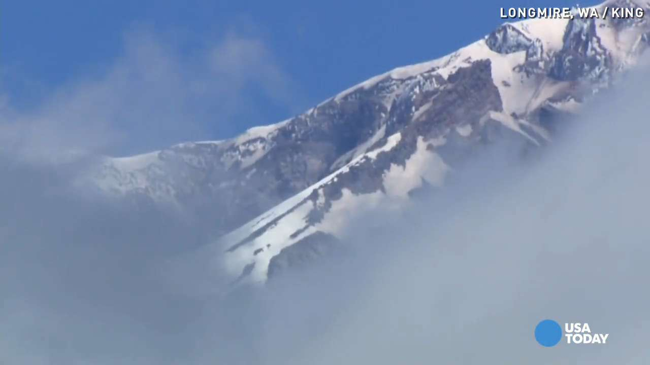 Missing Mt. Rainier climber identified, search continues