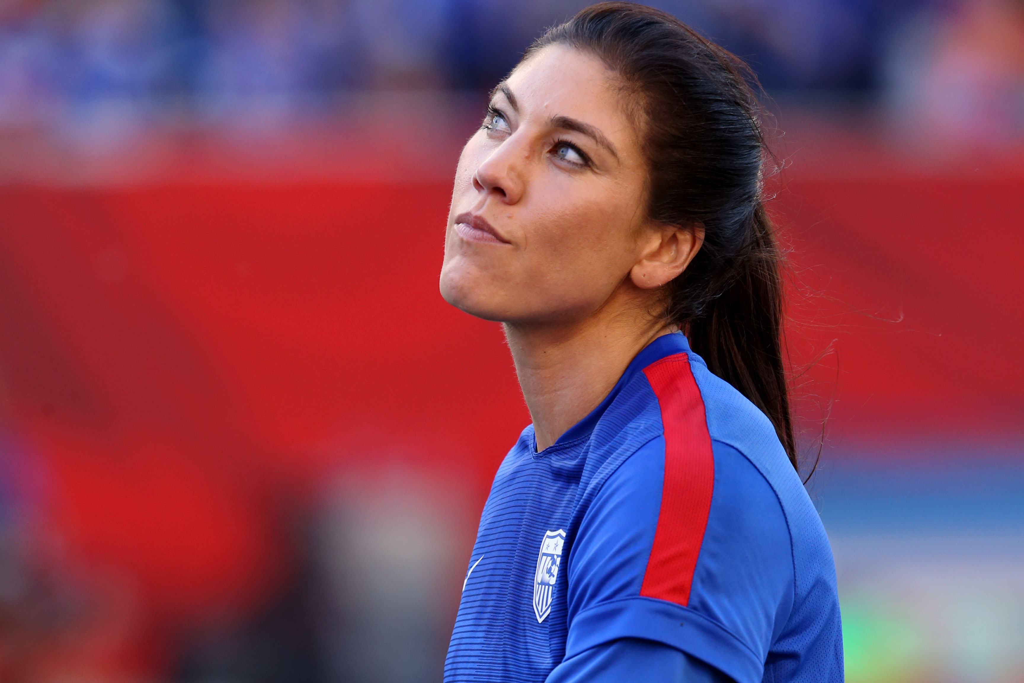c4c7fea304e Armour  Hope Solo saga obscures Women s World Cup